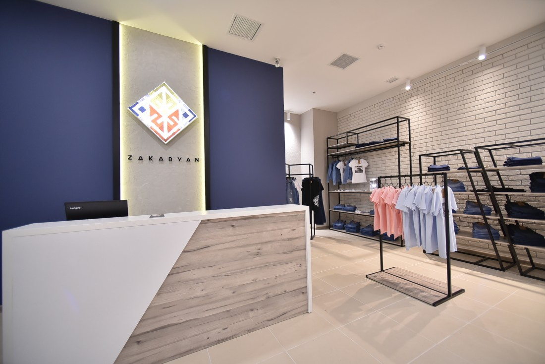 Our opening in Yerevan Mall